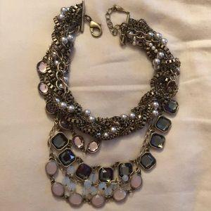 Chloe+Isabel necklace.